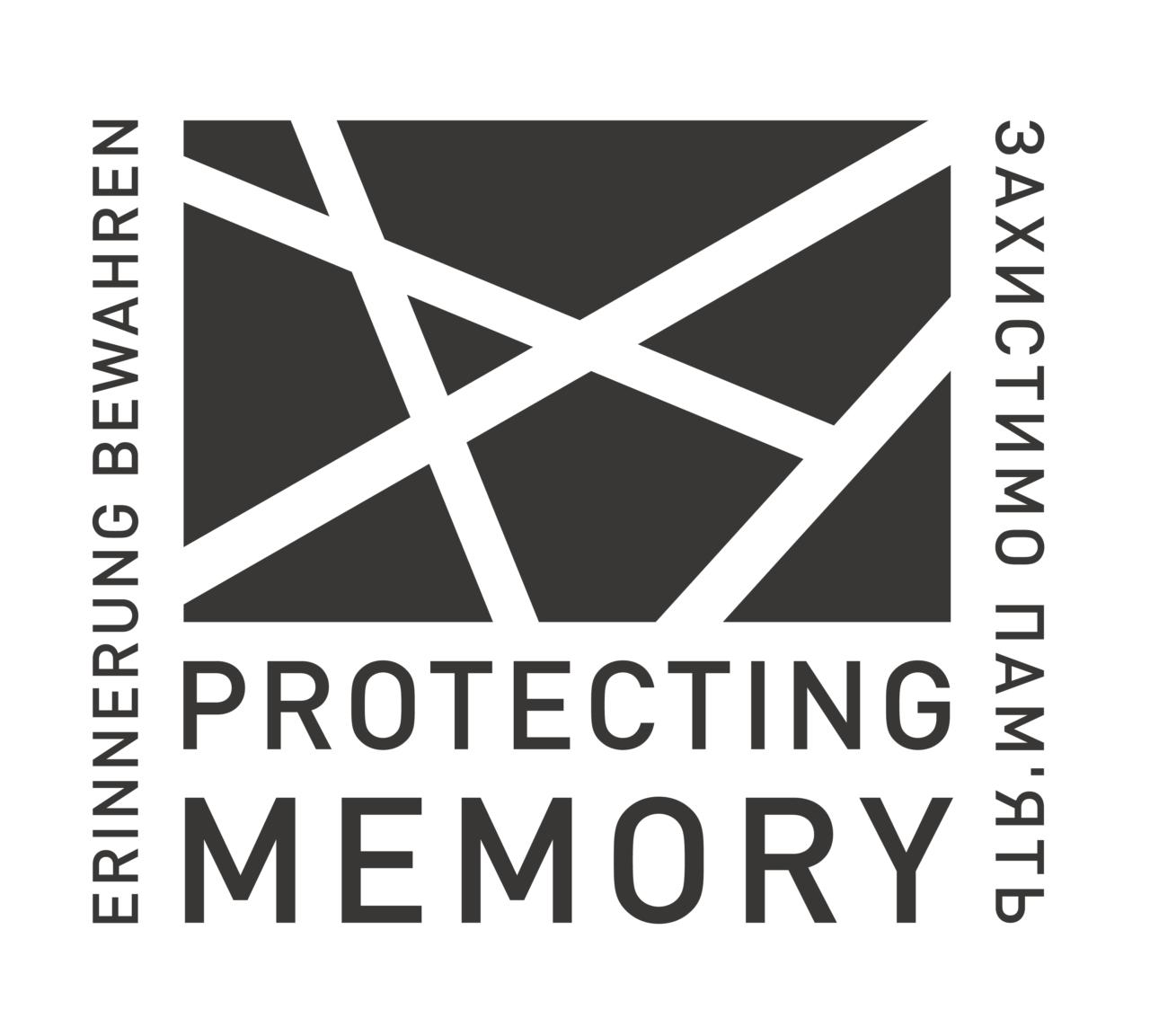 Logo Erinnerung bewahren